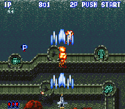 Play Aero Fighters Online