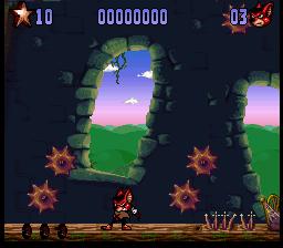 Play Aero the Acro-Bat 2 Online