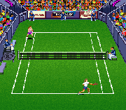 Play Andre Agassi Tennis Online