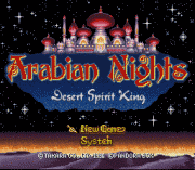 Play Arabian Nights – Spirit of the Desert King (english translation) Online