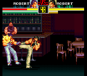 Play Art of Fighting Online