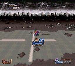 Play BS Chrono Trigger – Jet Bike Special Online