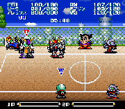 Play Battle Dodge Ball – Toukyuu Daigekitotsu! Online