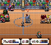 Play Battle Dodge Ball II Online