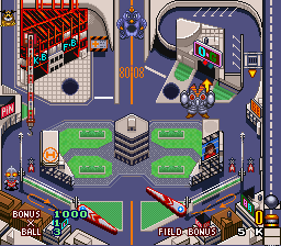 Play Battle Pinball Online