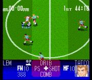 Play Boys Soccer Team 5 (Captain Tsubasa V Hack) Online
