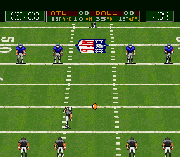 Play Capcom's MVP Football Online