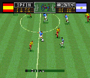 Play Capcom's Soccer Shootout Online