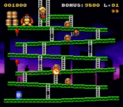 Play Classic Kong (version 1.0) Online
