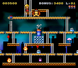 Play Classic Kong Complete Online