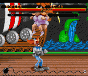 Play Clay Fighter Online