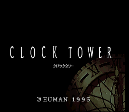 Play Clock Tower Online