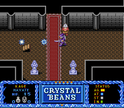 Play Crystal Beans – From Dungeon Explorer (english translation) Online