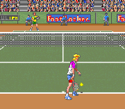 Play David Crane's Amazing Tennis Online
