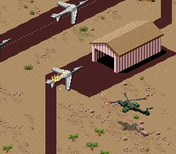 Play Desert Strike – Return to the Gulf Online