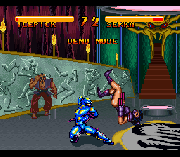 Play Double Dragon V – The Shadow Falls Online