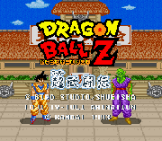 Play Dragon Ball Z – Super Butouden Online