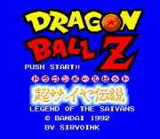 Play Dragon Ball Z – Super Saiya Densetsu (english translation) Online