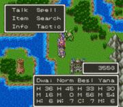Play Dragon Quest 3 (english translation) Online