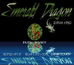 Play Emerald Dragon (english translation) Online