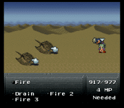 Play FF6 shadow replaced with Imperial gaurd Online