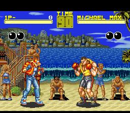 Play Fatal Fury Online
