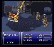 Play Final Fantasy III – Limited Magic Online