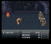 Play Final Fantasy III vs The Light Warriors Online