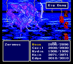 Play Final Fantasy II -is- Easy Type Online