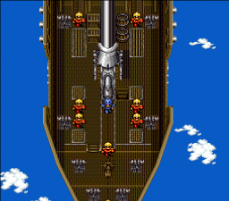 Play Final Fantasy IV – 10th Anniversary Ed. Hack Online