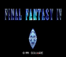 Play Final Fantasy IV – Terra Celes Online