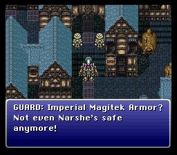 Play Final Fantasy VI (uncensored) Online