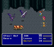 Play Final Fantasy V Enhanced Online