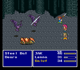 Play Final Fantasy V Enhanced Online