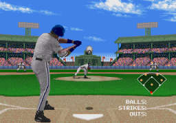 Play Frank Thomas' Big Hurt Baseball Online