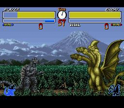 Play Godzilla – Kaijuu Daikessen Online