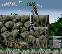 Play Gunforce – Battle Fire Engulfed Terror I Online