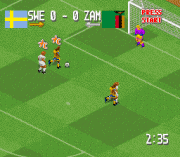 Play Head-On Soccer Online