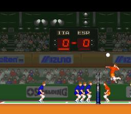 Play Hyper V-Ball Online