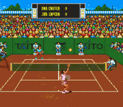 Play International Tennis Tour Online