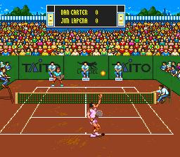 Play International Tennis Tour Online