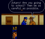 Play JoJo's Bizarre Adventure (english translation) Online