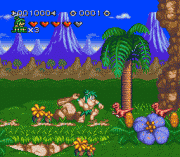 Play Joe & Mac 2 – Lost in the Tropics Online