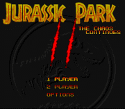Play Jurassic Park Part 2 – The Chaos Continues Online