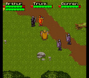 Play King Arthur & The Knights of Justice Online