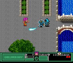 Play Kuusou Kagaku Sekai Gulliver Boy Online