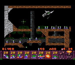 Play Lemmings 2 – The Tribes Online