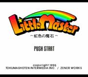 Play Little Master – Nijiiro no Maseki Online