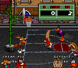 Play Looney Tunes B-Ball Online