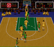 Play Magic Johnson's Super Slam Dunk Online
